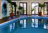 Indoor Swimming Pool La Palma Romantica