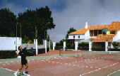 Tennis Court La Palma Romantica